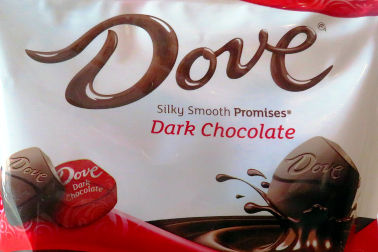 Dove Dark Chocolates
