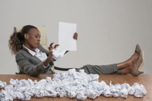 9 Sins that Trashed Your Resume