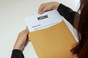 How to Distribute Your Resume
