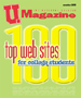 U. Magazine's Top 100 Web Sites for College Students